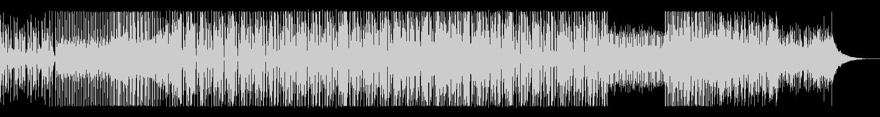 超定番の可愛いほのぼのフューチャーベースの未再生の波形