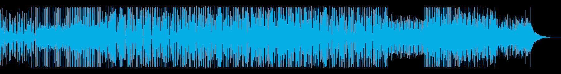 超定番の可愛いほのぼのフューチャーベースの再生済みの波形