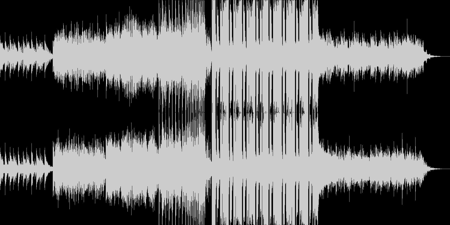 FuturePop、洋楽、ポップス、夏bの未再生の波形