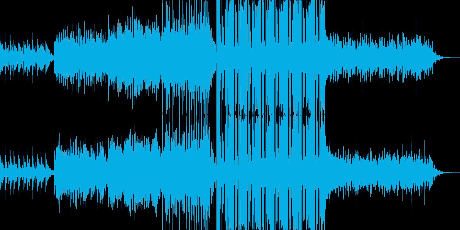 FuturePop、洋楽、ポップス、夏bの再生済みの波形