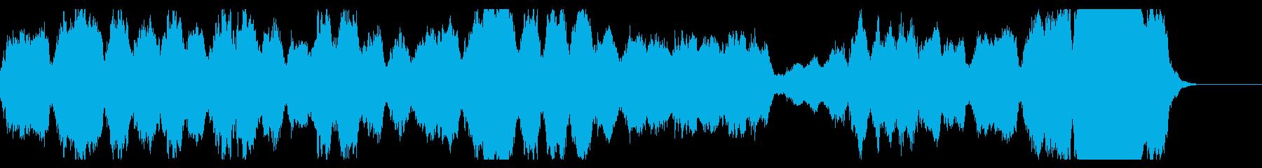 TVでよく使われるクラシック 展覧会の絵の再生済みの波形