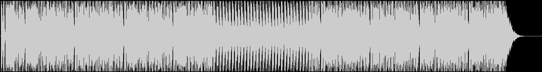 ダンスしたくなる短いパラパラユーロビートの未再生の波形