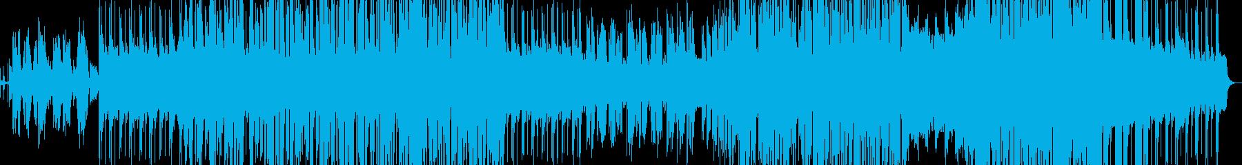 切ない泣きのバラードの再生済みの波形