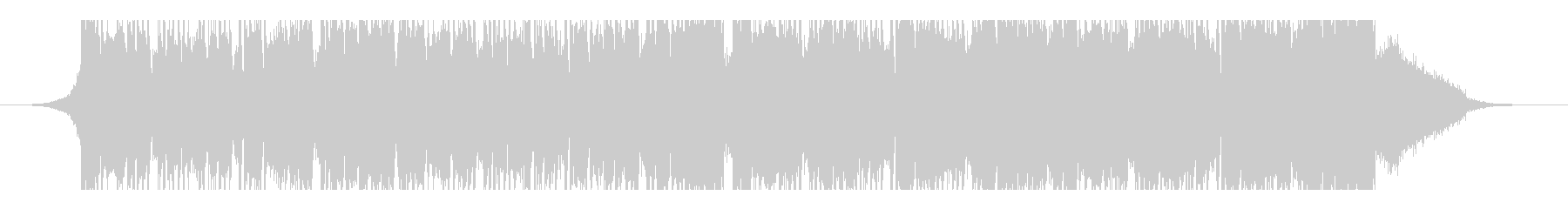 電子時代(60秒)の未再生の波形