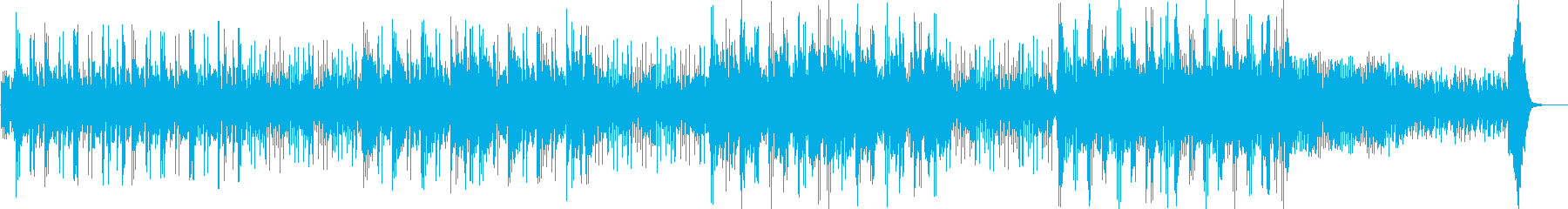 ジルチを作ったとき、私は波状の雰囲...の再生済みの波形