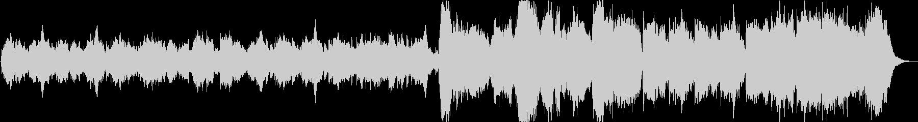R.ワグナーによるブライダルコーラ...の未再生の波形