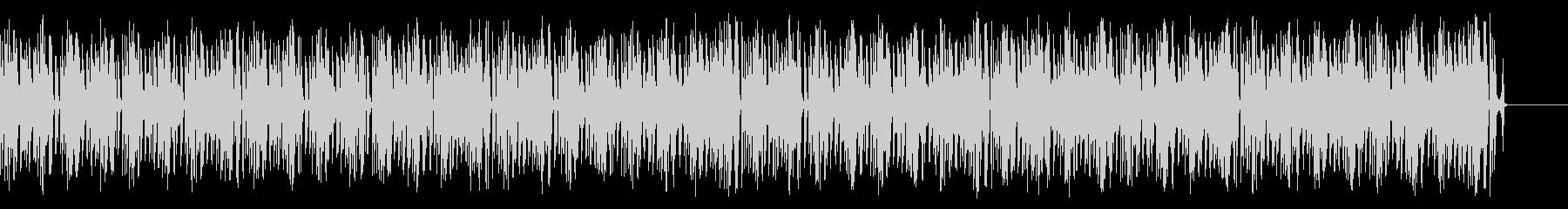EDM クールな曲ですの未再生の波形