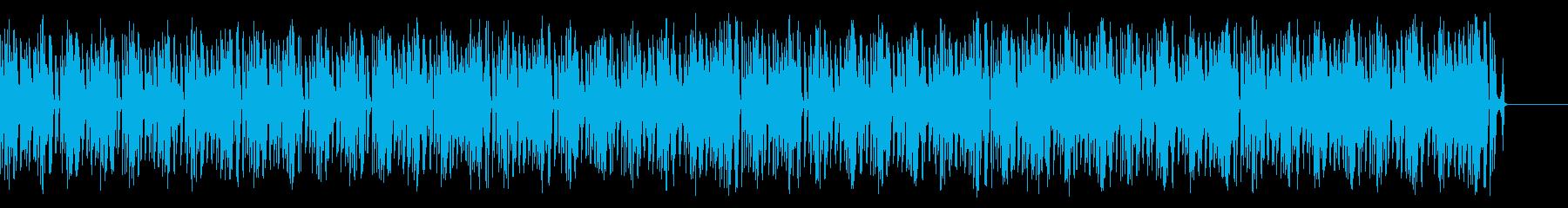 EDM クールな曲ですの再生済みの波形