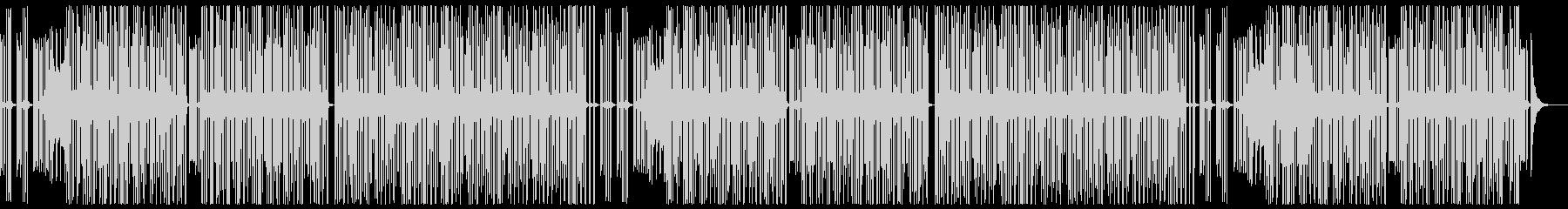 3分クッキングっぽい曲の未再生の波形