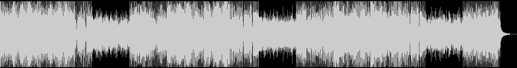 企業VP/さわやか/EDM/ピアノの未再生の波形