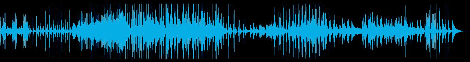 沈める寺 ドビュッシーの再生済みの波形