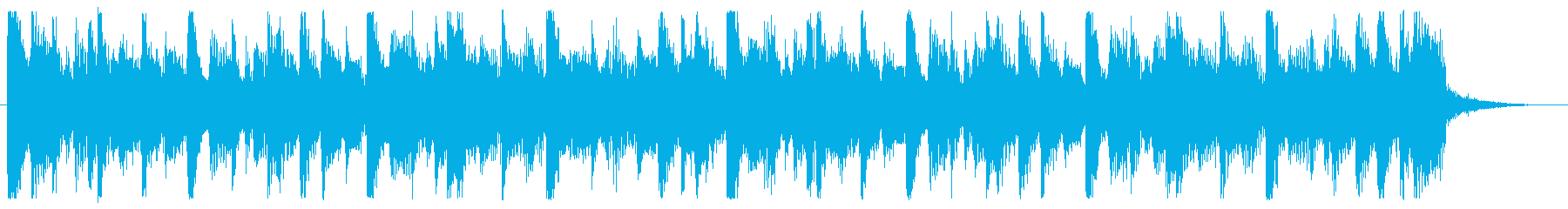 優しい雰囲気のR&B_No495_4の再生済みの波形