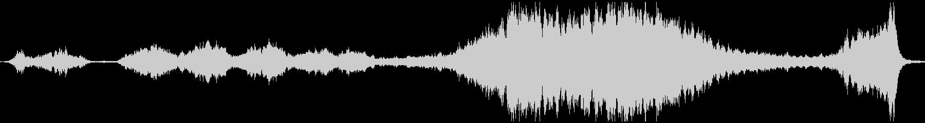 B/つらすぎる弦楽BGM・映像制作の未再生の波形