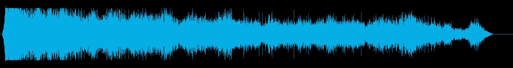 歩兵Ro音3; 1000人の男のR...の再生済みの波形