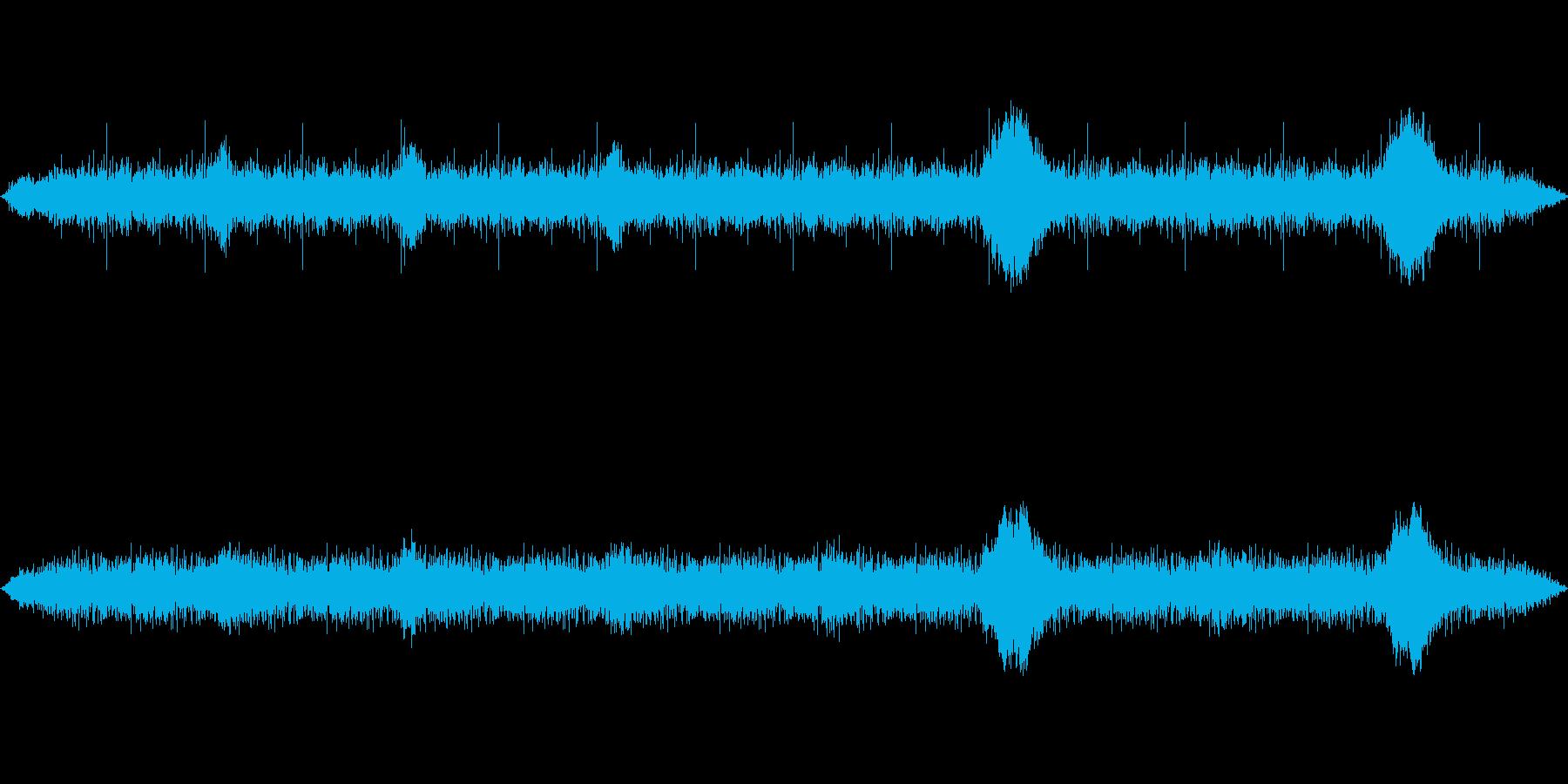 ミステリー:汎用BGM2の再生済みの波形