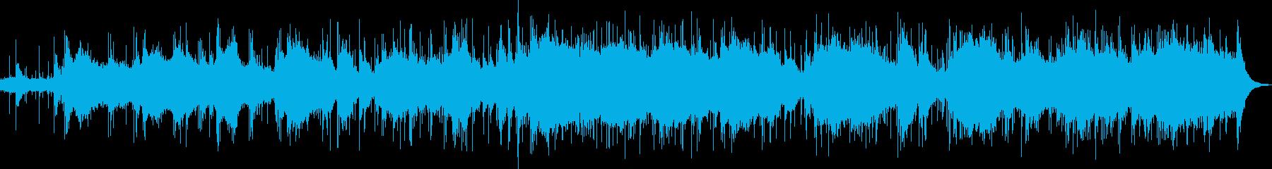 ボイラー室・ガス・ホラーアンビエントの再生済みの波形