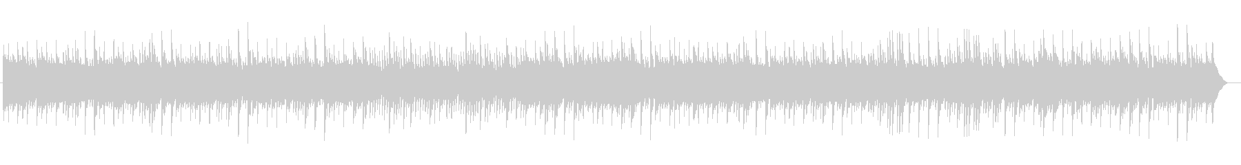 シンプルで切ないアコギバラードサウンドの未再生の波形