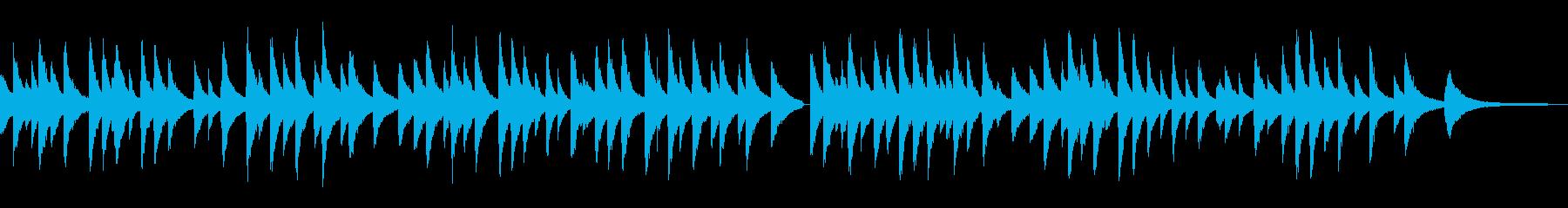 切ないジャズラウンジピアノソロ/外国民謡の再生済みの波形