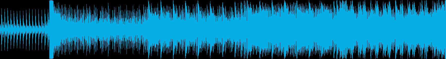クラシック。リトルモダンバッハ。ロ...の再生済みの波形