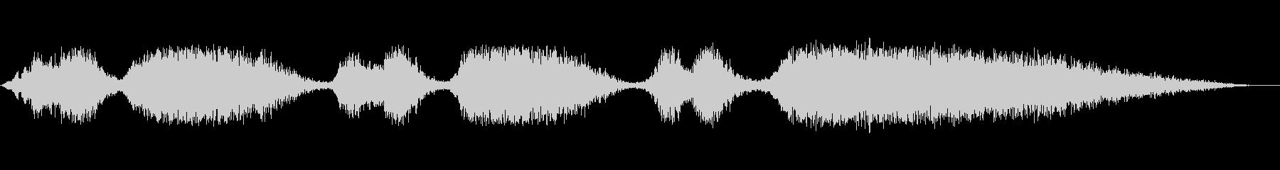 中級スタジオオーディエンス:「HI...の未再生の波形