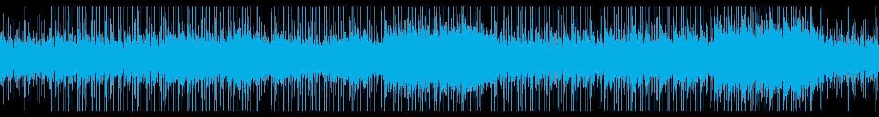 【ループ版】企業VP・CMハーモニクスの再生済みの波形