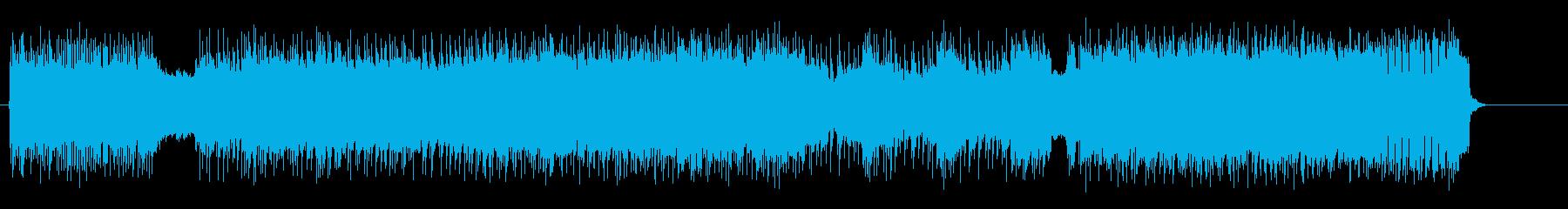炸裂するギター・エクスタシー・サウンドの再生済みの波形