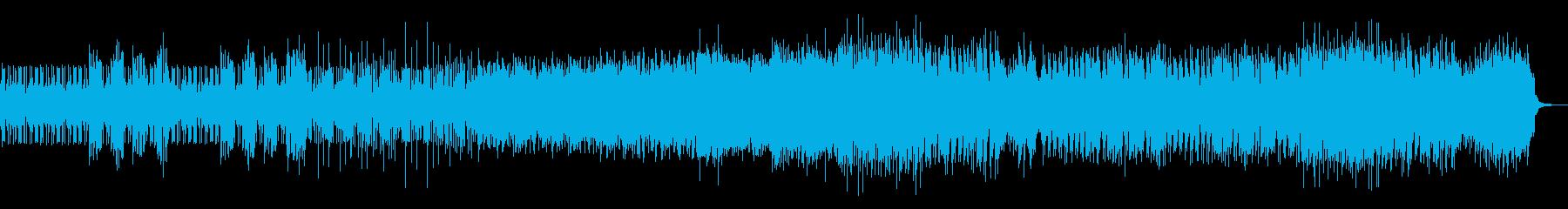 幻想的なピアノ変拍子曲。の再生済みの波形