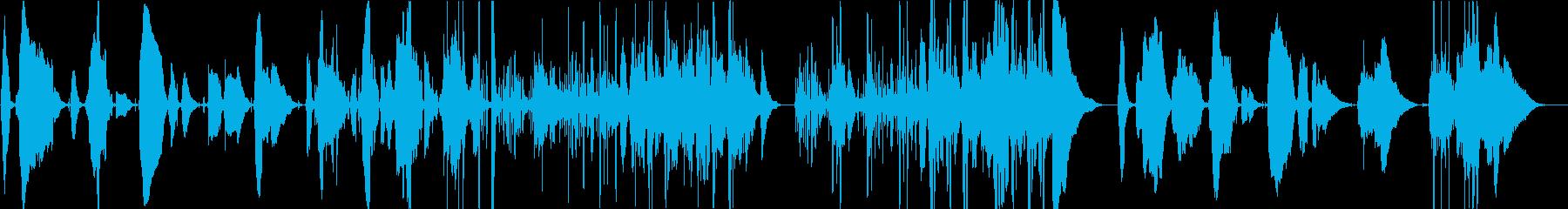 生演奏アコーディオン_希望、成長、未来への再生済みの波形