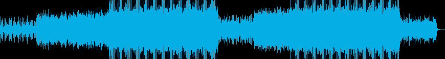 明るく爽やかなオーケストラポップ-05の再生済みの波形
