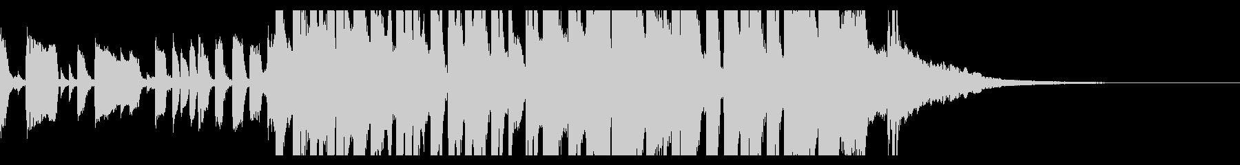 ポップロック ファンク ポジティブ...の未再生の波形