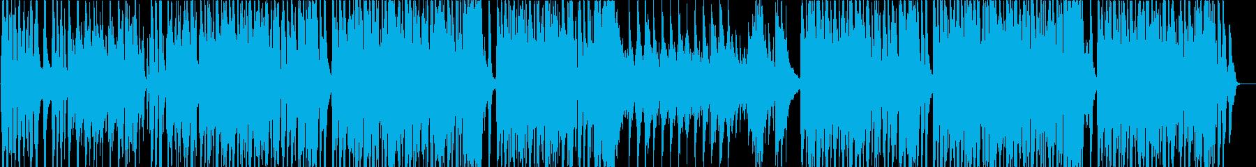 Kitten Skipの再生済みの波形
