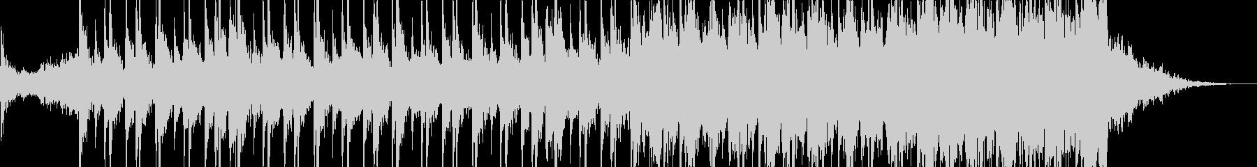ジャジー、ブレイクビーツ、グルーブの未再生の波形