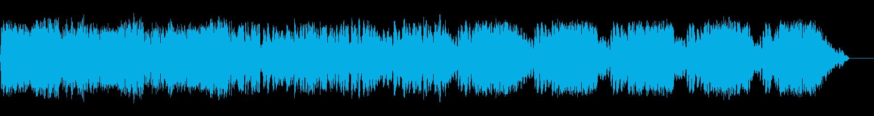 Swishy Bump Burstの再生済みの波形