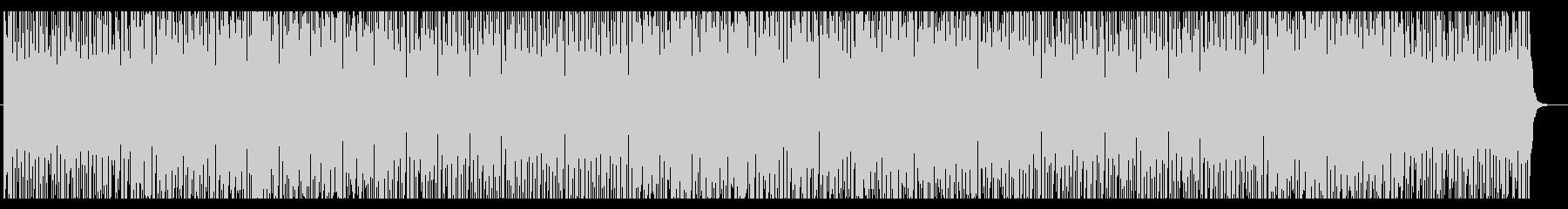 琴と尺八×ボサノバ!和風BGM 3の未再生の波形