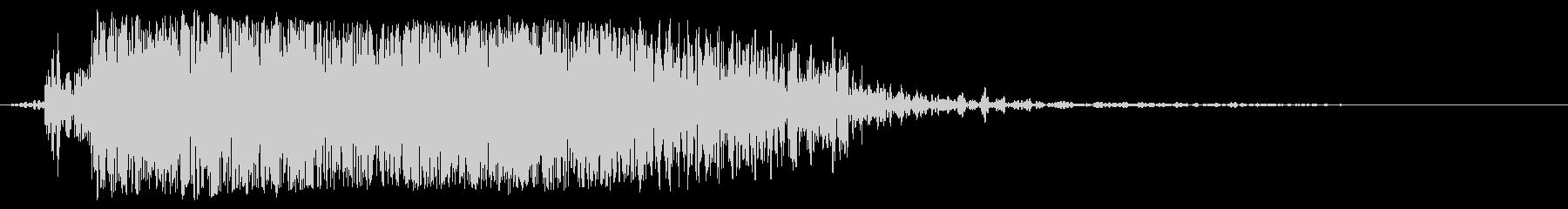 カリカリ、ピアスメタルインパクト、...の未再生の波形