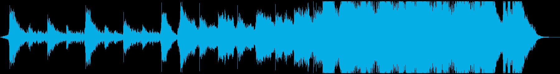 Strike VIIの再生済みの波形