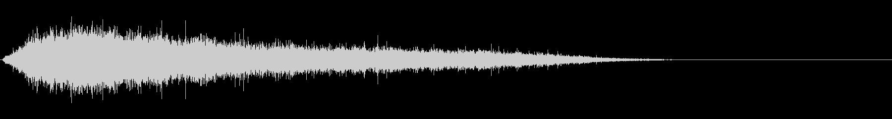 歓声3 (ワオォォォォォォ…)の未再生の波形