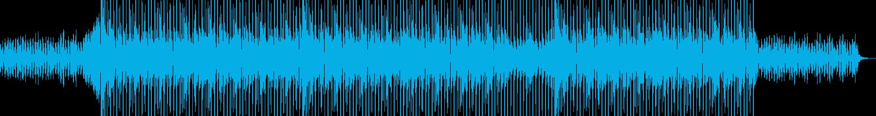 【ニュース】ビジネススタイルの再生済みの波形