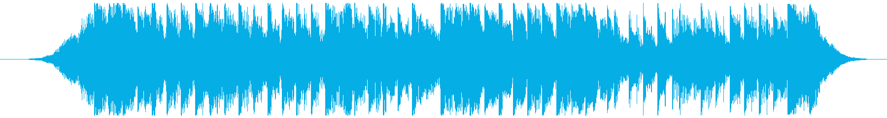 会社の事業プレゼン用トラック-15秒の再生済みの波形
