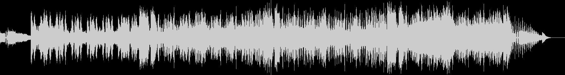サウス系HipHopの未再生の波形