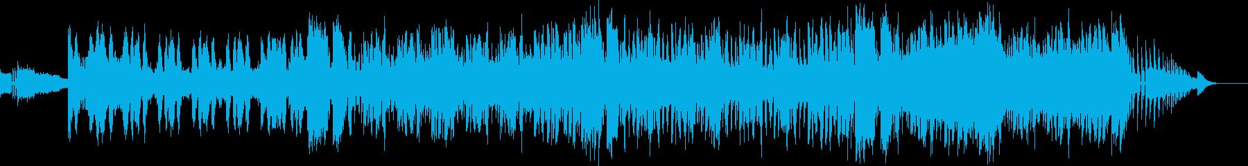 サウス系HipHopの再生済みの波形