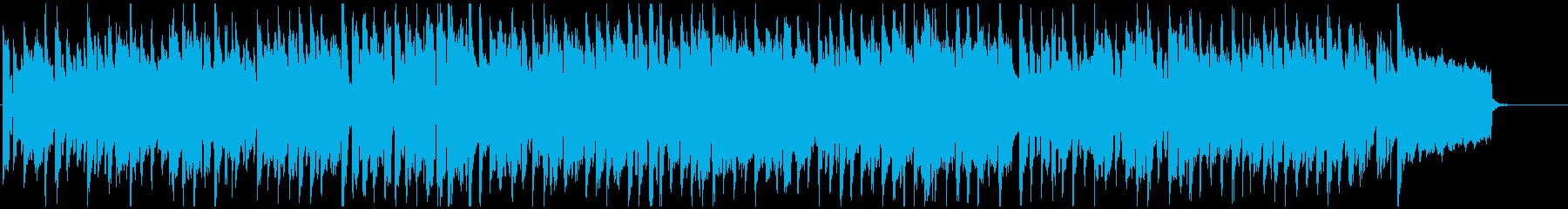 ウキウキ明るい、楽しいリコーダー・ポップの再生済みの波形