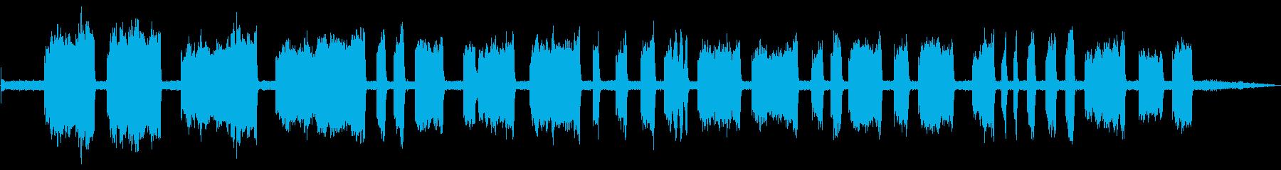 アングルグラインダー-研削金属の再生済みの波形