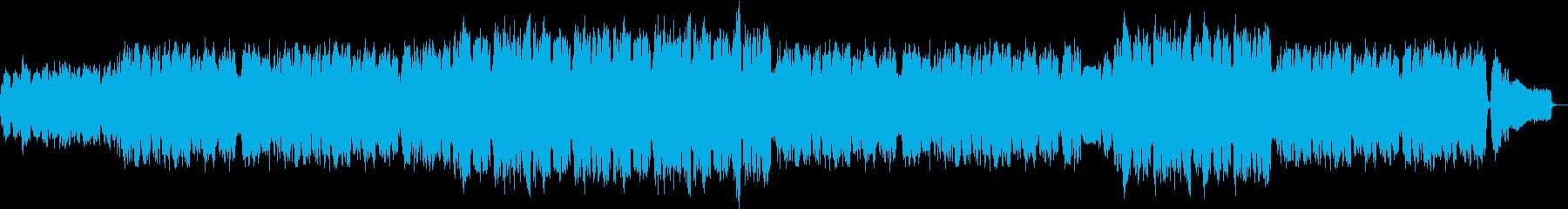 クラシック風弦楽4重奏のセレモニー曲の再生済みの波形