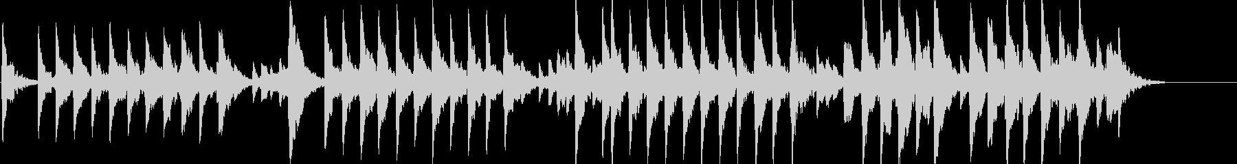 童謡「夕焼け小焼け」オルゴールbpm96の未再生の波形