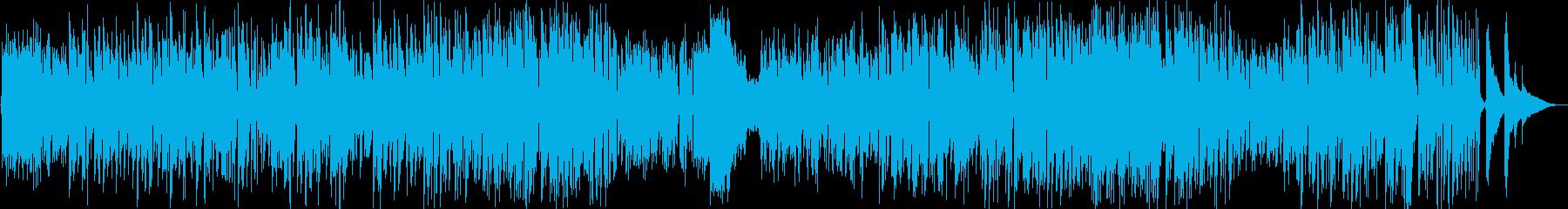 バサノバ アクティブ 明るい ほの...の再生済みの波形
