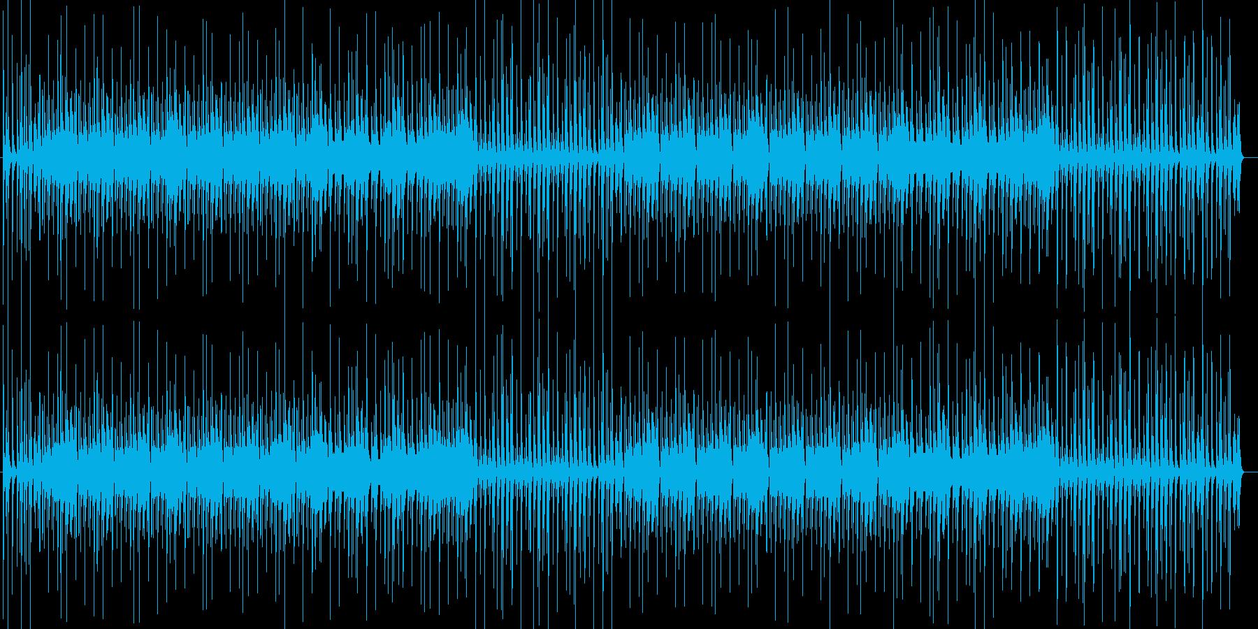 和風 チップチューン音頭 夏祭り 盆踊りの再生済みの波形