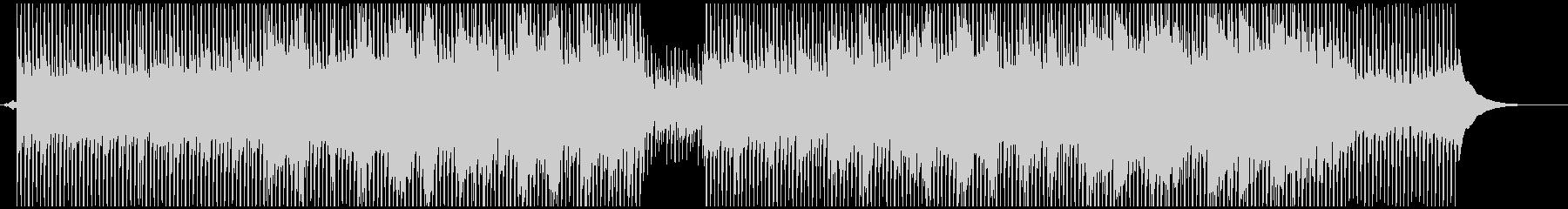 優しく温もりのあるアコギ&ピアノポップスの未再生の波形