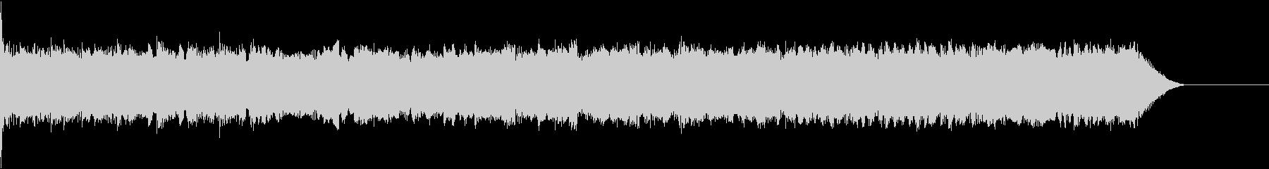ゲーム:ピコピコしている音2の未再生の波形