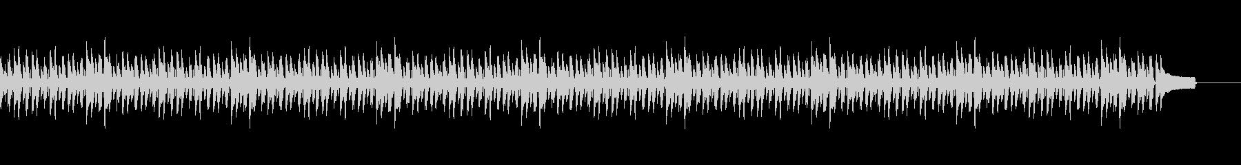 日常系BGMbの未再生の波形